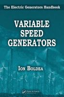 Cover image for The electric generators handbook. Variable speed generators