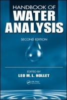 Cover image for Handbook of water analysis
