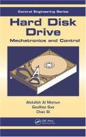 Cover image for Hard disk drive : mechatronics and control