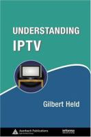 Cover image for Understanding IPTV