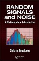 Cover image for Random signals and noise : a mathematical introduction