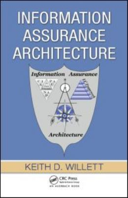 Cover image for Information assurance architecture