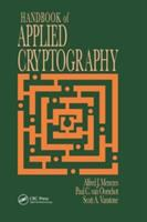 Cover image for Handbook of applied cryptography