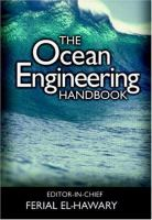 Cover image for The ocean engineering handbook