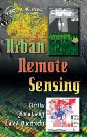 Cover image for Urban remote sensing