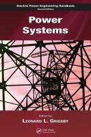 Cover image for Power systems