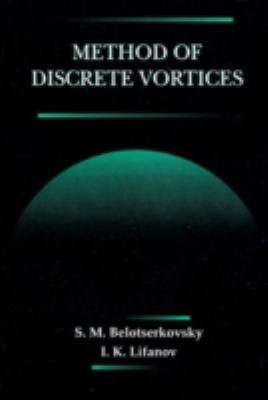 Cover image for Method of discrete vortices