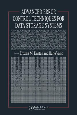 Cover image for Advanced error control techniques for data storage systems