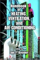 Cover image for Handbook of heating, ventilation and air conditioning