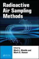 Cover image for Radioactive air sampling methods