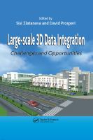 Cover image for Large-scale 3D data integration