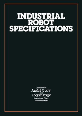 Cover image for Industrial robot specifications