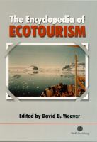 Cover image for The encyclopedia of ecotourism