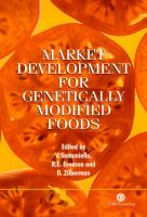 Cover image for Market development for genetically modified foods