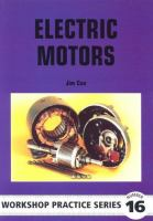 Cover image for Electric motors