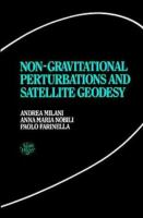 Cover image for Non-gravitational perturbations and satellite geodesy