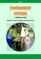 Cover image for Containment systems : a design guide