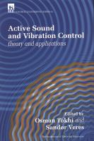 Cover image for Active sound and vibration control : theory and applications