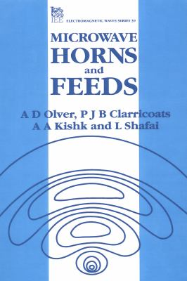Cover image for Microwave horns and feeds