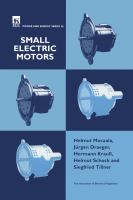 Cover image for Small electric motors