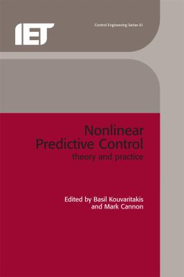 Cover image for Non-linear predictive control : theory and practice