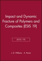 Cover image for Impact and dynamic fracture of polymers and composites