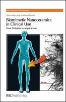 Cover image for Biomimetic nanoceramics in clinical use : from materials to applications