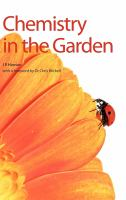 Cover image for Chemistry in the garden