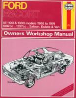 Cover image for Ford Escort owners workshop manual
