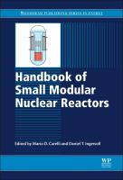 Cover image for Handbook of small modular nuclear reactors