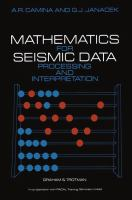 Cover image for Mathematics for seismic data processing and interpretation