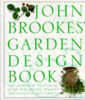 Cover image for John Brookes' garden design book