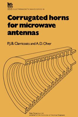 Cover image for Corrugated horns for microwave antennas