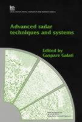 Cover image for Advanced radar techniques and systems