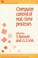 Cover image for Computer control of real-time processes