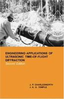 Cover image for Engineering applications of ultrasonic time-of-flight diffraction