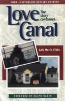 Cover image for Love Canal :  the story continues