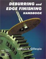 Cover image for Deburring and edge finishing handbook