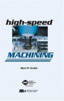 Cover image for High-speed machining