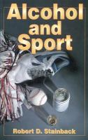 Cover image for Alcohol and sport