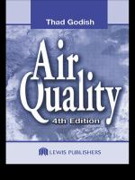 Cover image for Air quality