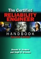 Cover image for The certified reliability engineer handbook
