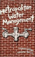 Cover image for Metropolitan water management