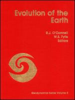 Cover image for Evolution of the earth