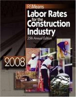Cover image for Labor rates for the construction industry