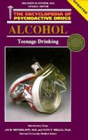 Cover image for Alcohol, teenage drinking