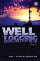 Cover image for Well logging in nontechnical language