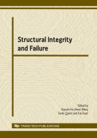 Cover image for Structural integrity and failure