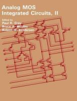 Cover image for Analog MOS integrated circuits II