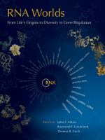 Cover image for RNA worlds : from life's origins to diversity in gene regulation